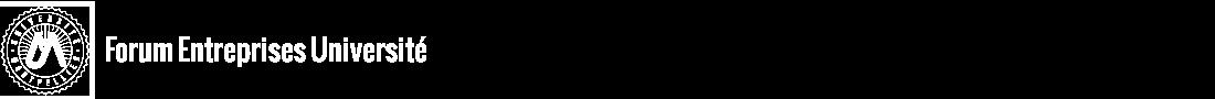 Forum entreprises université Logo