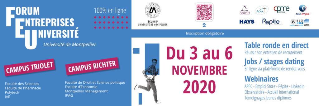 Forum Entreprises-Université 2020
